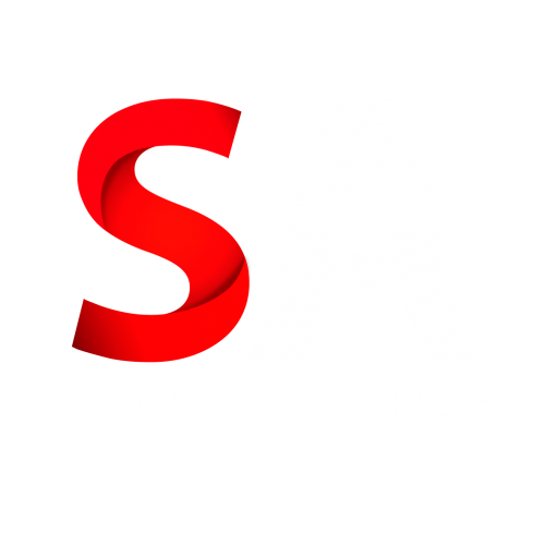 Scan audience blanco